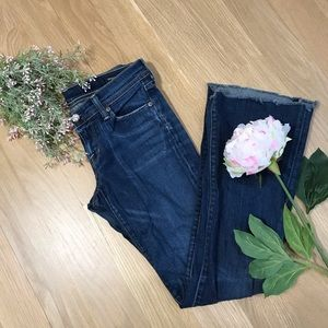 Citizens of Humanity | Ingrid Low Waist Flare Jean